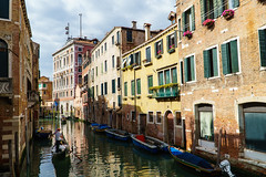 venetian highway (BPPrice) Tags: city venice vacation italy building water architecture boat transportation gondola 2016
