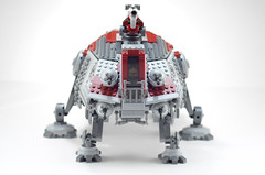 AT-TE04 (clebsmith) Tags: starwars lego walker