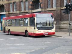 Halton 42 160401 Liverpool (maljoe) Tags: halton haltontransport haltonboroughtransport