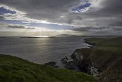 20160617_Sumburgh (Damien Walmsley) Tags: light sun clouds evening late setting sumburgh shetlandislands