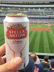 enjoy the game (jimmy_racoon) Tags: family stella red david field baseball sox redsox target ortiz davidortiz iphone 5s targetfield iphone5s