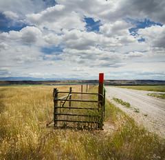 Bench Rd, Three Forks, MT (Andy Frazer) Tags: vertorama threeforksmt cemeteryhill