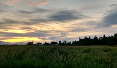 Sunrise (careth@2012) Tags: sky clouds rural sunrise skyscape nikon scenery view britishcolumbia farm scenic scene farmland wilderness cloudscape 55300mm nikond3300 d3300