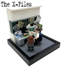 "The X-Files ""Hi, im Dana Scully"" - Part1 (markus19840420) Tags: lego contest xfiles ids moc foxmulder danascully aktex"