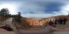 Sunset Point (360) (Stephen T Slater) Tags: 360 explore sunsetpoint us usa unitedstatesofamerica hoodoos rimtrail bryce utah unitedstates brycecanyonnationalpark
