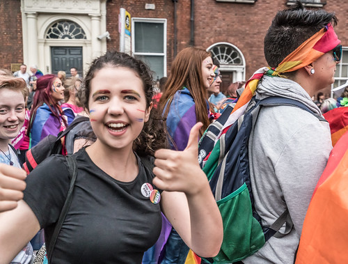 PRIDE PARADE AND FESTIVAL [DUBLIN 2016]-118054
