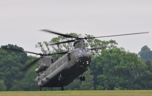 June 16 Cosford Airshow, Chinook disply