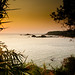 Sunset on Om Beach