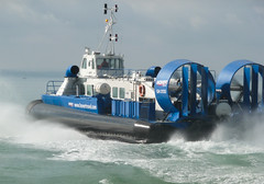 Hovercraft (Sue360) Tags: boats solent hovercraft