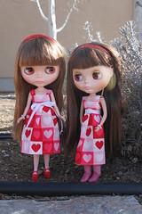 Utah Blythistas Meet Dresses