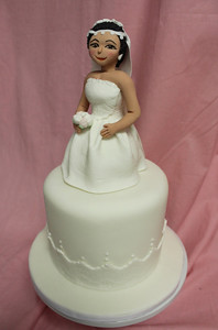 Wedding Bride figurine