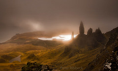 Old Man of Storr (Peter Ribbeck) Tags: isleofskye oldmanofstorr peterribbeck skyetrip2012