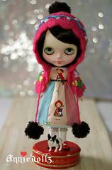 #13 OOAK doll♥gone USA