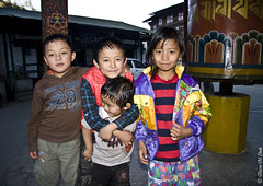 Future of Bhutan (aleemsm) Tags: kids bhutan sweet smiles future friendly