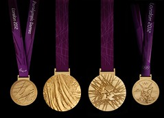 2012 Olympic and Paralympic Games medals