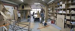 Made in Cardboardia workshop (cardboardia) Tags: art architecture paper design made cardboard worksho cardboardia