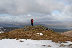 Looking North to Loch Rannoch (Shabba Al) Tags: mountains scotland perthshire munro glenlyon alking meallgarbh carngorm creagmhor carnmairg
