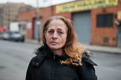 Pam: Hunts Point, Bronx (Chris Arnade) Tags: new york city newyorkcity bronx addiction huntspoint chrisarnade facesofaddiction httpwwwhpac10474orgyoucanhelp