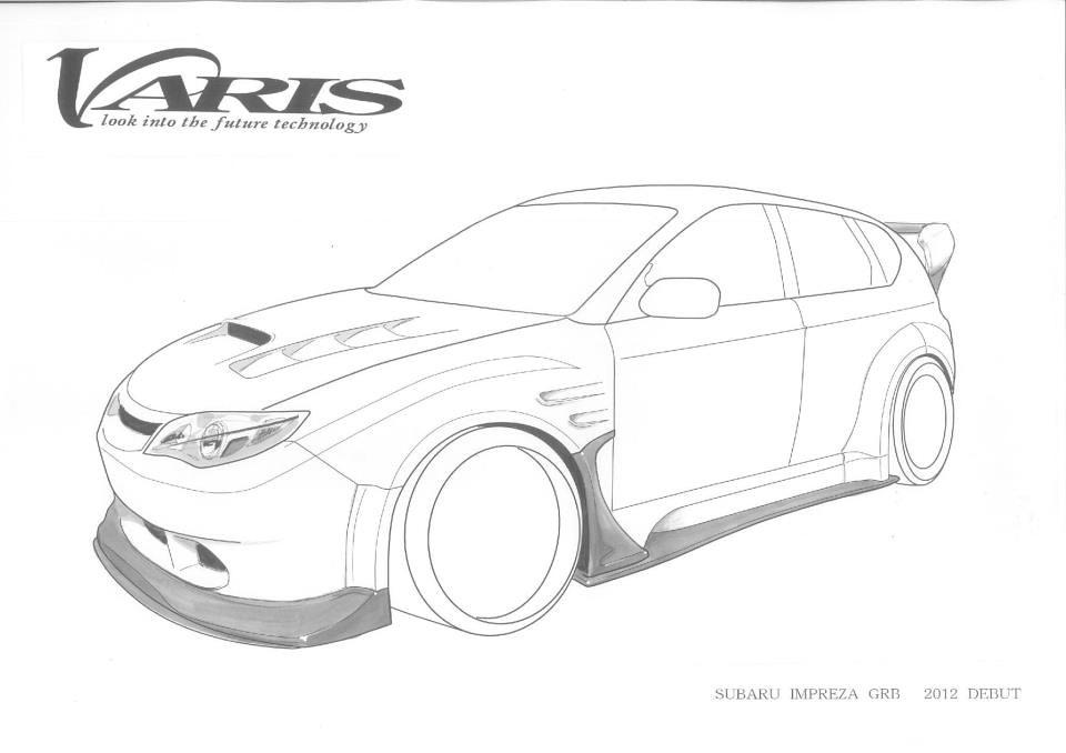 Forza 4 Drift Design