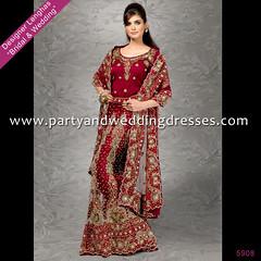 Exclusive Lehenga Choli and Designer Sarees range 5908 (PartyAndWeddingDresses.com) Tags: beautiful collection timeless eternal choli sarees lehenga