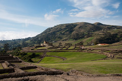 All Roads Lead to the Middle (wenzday01) Tags: travel mountain inca countryside ecuador ancient nikon ruins hills nikkor archeology ingapirca incanruins incan d90 caar nikond90 18105mmf3556gedafsvrdx