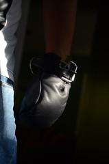 DSC_8921 (jakewolf21) Tags: work cowboy boots bondage rope sierra jeans hogtied ariat