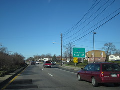New York State Route 231 (Dougtone) Tags: road newyork sign suffolk highway huntington longisland route shield babylon deerpark dixhills 122411