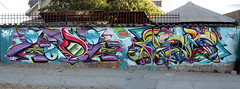 Zade Asie (COLOR IMPOSIBLE CREW) Tags: chile color graffiti crew asie 2012 sudamericano zade imposible quilpue fros