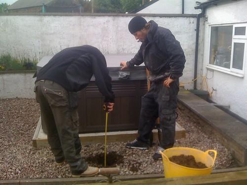 Fencing and Hot Tub Gazebo - Macclesfield Image 2