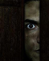 Me :) (Rayan Al-saedi) Tags: portrait face darkness angry غموض وجه بورتريت