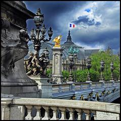 Alexandre 3 (keltia17) Tags: bridge paris france seine puente pont monuments francia parigi