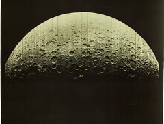 The Moon (San Diego Air & Space Museum Archives) Tags: space nasa themoon glossyphoto