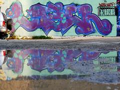 Lager (delete08) Tags: street urban streetart london graffiti delete