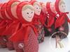 Chapeuzinho de feltro para os centros de mesa (Komemore) Tags: brasília capa lobo decoração máscara cesta festainfantil chapeuzinhovermelho cestinha festapersonalizada comemore komemore