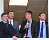 Wayne Rooney Liverpool Day at the John Smith's Grand National Festival at the Aintree Racecourse Liverpool, England