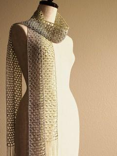 Ribbon of Breeze pattern by Sachiko Uemura