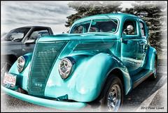 Kool Kar #2 (pixelpete2011) Tags: cars pentax antique rods hdr topaz k20d pentaxart
