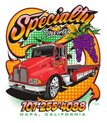 "Specialty Towing - Napa, CA • <a style=""font-size:0.8em;"" href=""http://www.flickr.com/photos/39998102@N07/13625419143/"" target=""_blank"">View on Flickr</a>"