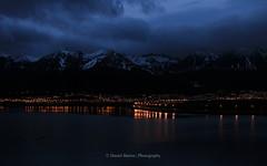 Ushuaia - anoitecer (lifeideas) Tags: cidade patagonia gelo argentina landscape ushuaia do paisagem fim noite mundo frio patagônia