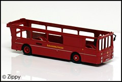 Standard Butchery (Zippy's Revenge) Tags: bus model standard efe fleetline lut diecast 511 oogauge lancashireunited exclusivefirsteditions 176thscale ptd655s