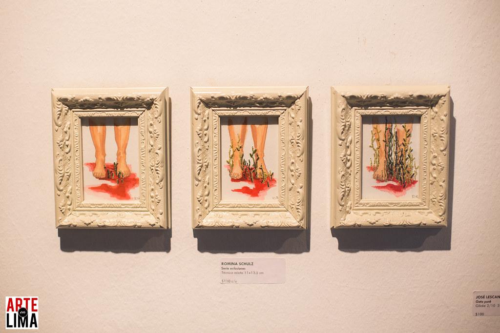 Romina Schulz - Bazarte - Lima Contemporánea XI Edición