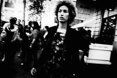 People in the street (KATANGA67) Tags: street people urban bw paris contrast blackwhite fuji noiretblanc streetphotography nb parisienne x100 parisiens stphotographia fujifilmx100 fujix100