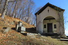 2016-032943 (bubbahop) Tags: switzerland chapel hike locarno 2016 cardada europetrip33
