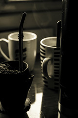 _AGN1692 (lvarogonzleznovoa) Tags: windows winter coffee soup tea indoor athome mate yerba vsco vscofilm