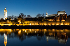 Frankfurt Hoechst Mainufer (domarffm) Tags: river germany hessen riverside frankfurt main fluss hoechst hchst mainufer