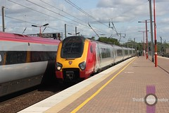 Virgin Trains Class 221114 (Luke Bowman's photography) Tags: north trains super class virgin western voyager 221 vt wigan bombardier 221114