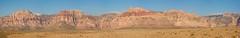 Red Rock Canyon as Moonset (nnjdirect) Tags: redrockcanyon moon mountains nature