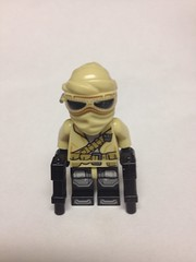 Time Hunter (CW Legends of Tomorrow) (Dehroguesfanboy) Tags: dc lego time legends cw hunter s1 tomorrow eight magnificent hunters minifigure purist ep11