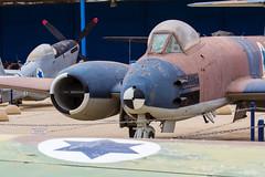 Meteor (Cataphract) Tags: aircraft hatzerim glostermeteor israeliairforce israeliairforcemuseum