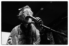 Sun Ra Arkestra @ Passing Clouds, London, 14th May 2016 (fabiolug) Tags: leica blackandwhite bw music london monochrome 35mm blackwhite concert live gig livemusic performance jazz rangefinder summicron monochrom biancoenero dalston arkestra sunra leica35mm sunraarkestra leicam 35mmsummicronasph marshallallen leicasummicron passingclouds summicron35mmf2asph 35mmf2summicronasph summicronm35mmf2asph mmonochrom leicammonochrom leicamonochrom directedbymarshallallen ledbymarshallallen